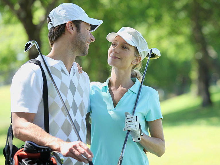 Golfpaar